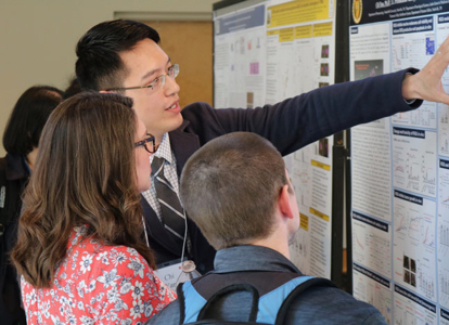 retreat poster session