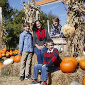 Annual Pumpkin Patch helps cancer research funds grow